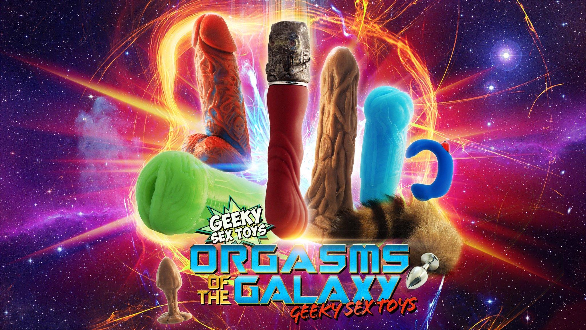 Geek Sex Toys